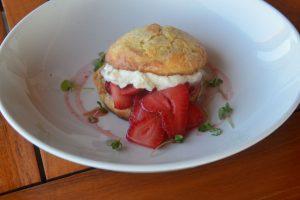 Farm to table Strawberry Shortcake - FeastON